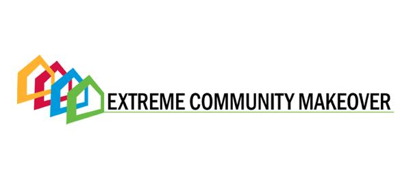 Extreme Community Makeover logo