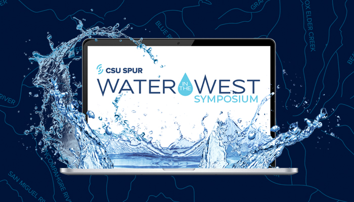 Water in the West graphic