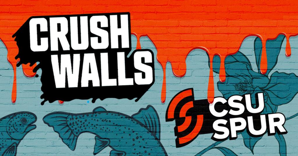 CRUSH Walls graphic