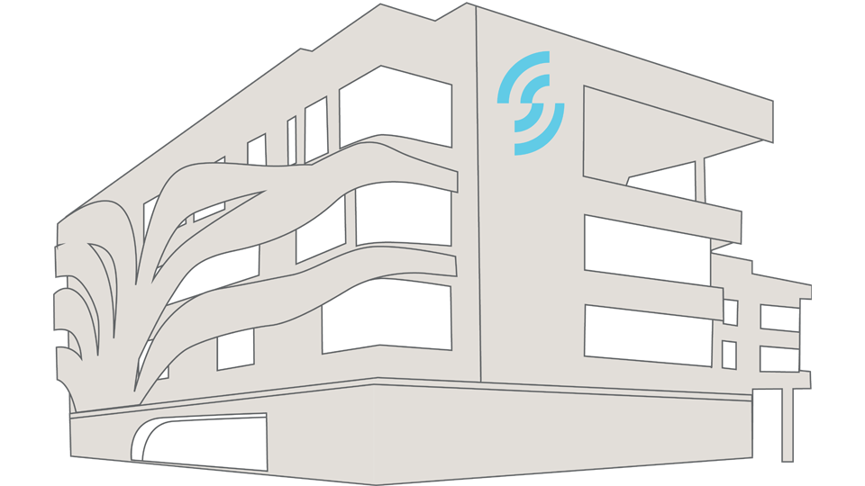 Line drawing of Hydro
