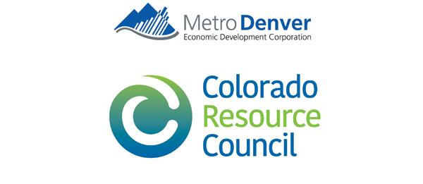 Metro Denver Economic Development Council and Colorado Resource Council logo
