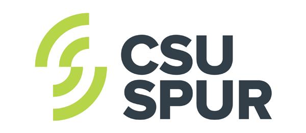 CSU Spur green logo