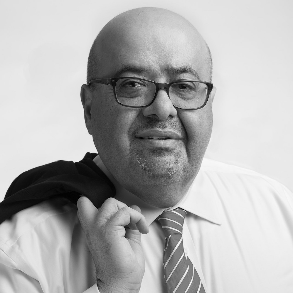 Adel Hagekhalil headshot