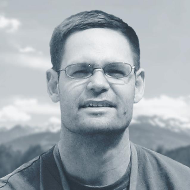 Greg Newman headshot